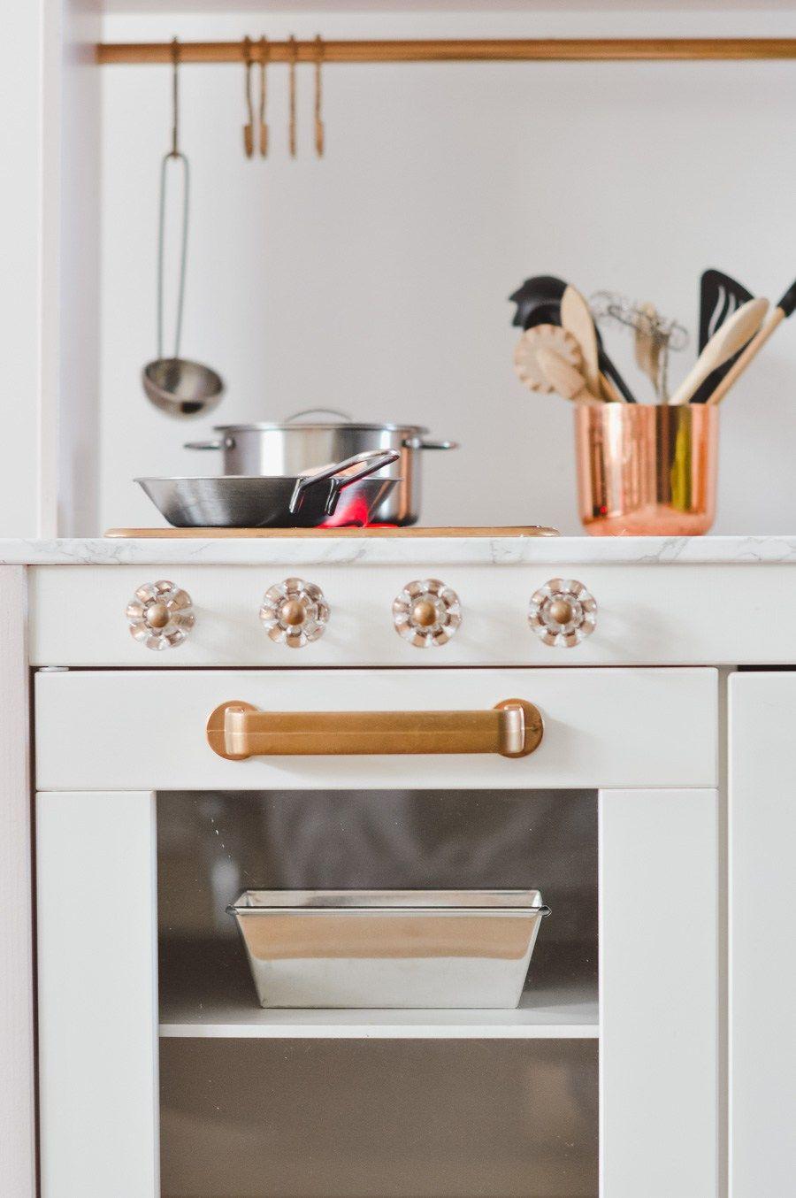 IKEA Kinderküche pimpen: Eine kleine Anleitung | Kinder ...