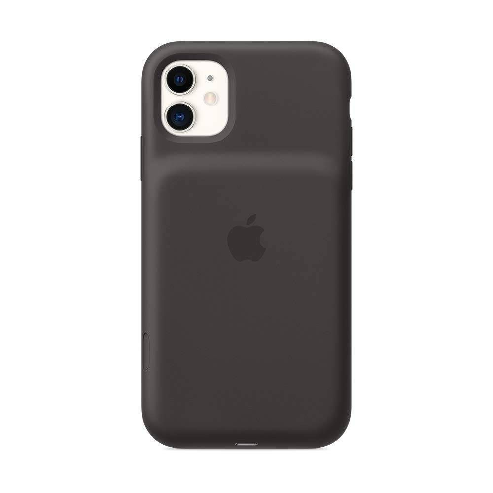 Apple Iphone 11 Smart Battery Case With Wireless Charging Black In 2020 Iphone Apple Iphone Iphone 11