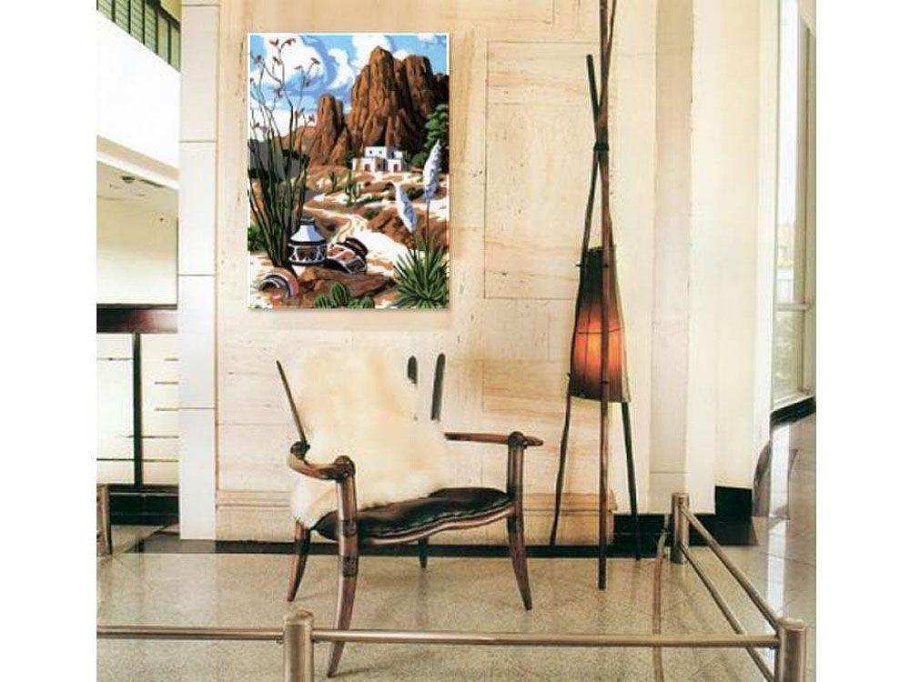 Картина по номерам «Каньон» | Картины, Раскраска по ...