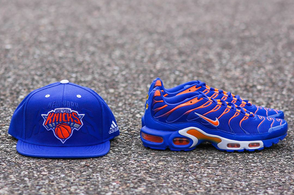 "Nike Air Max Plus (Tuned 1) ""Knicks"""