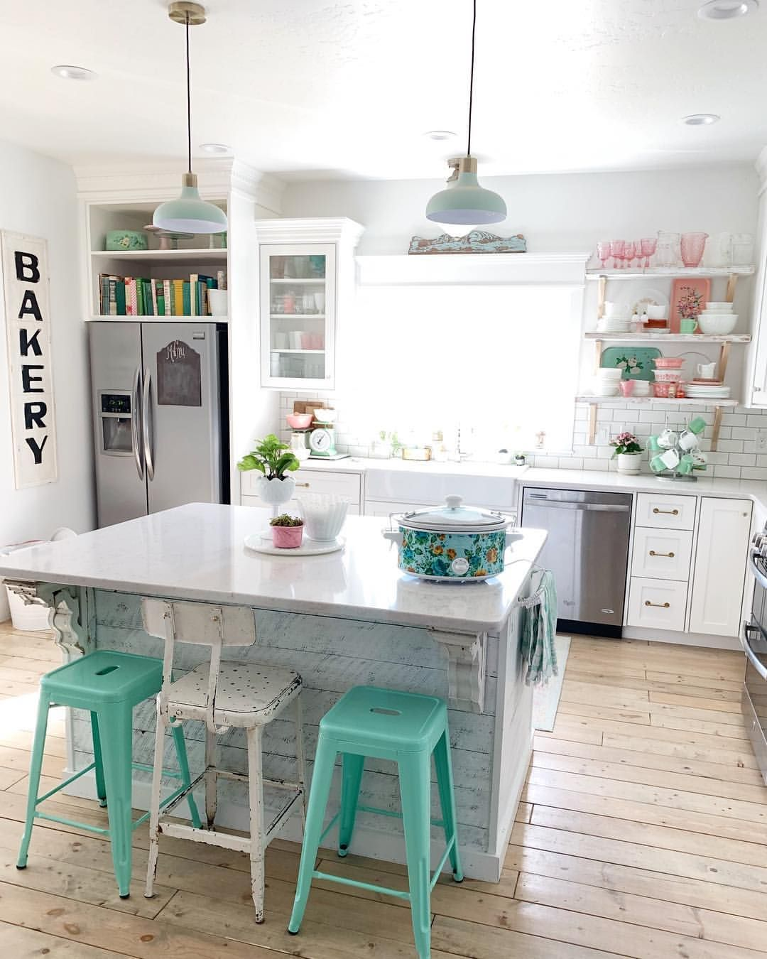 Best Way To Clean Kitchen Floor: Clean Kitchen 🧼, Dinner In The Crock Pot 🥘 And I Got My
