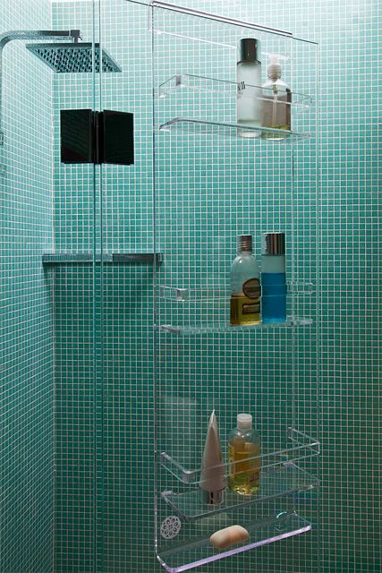 Zero Maxi shower caddy by Daya Design. | For the Home | Pinterest ...