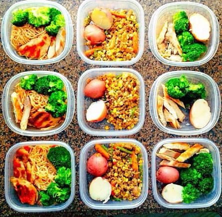 Prep Is King The Kitchen Table The Eat Clean Diet Healthy Lunch Healthy Eating Healthy