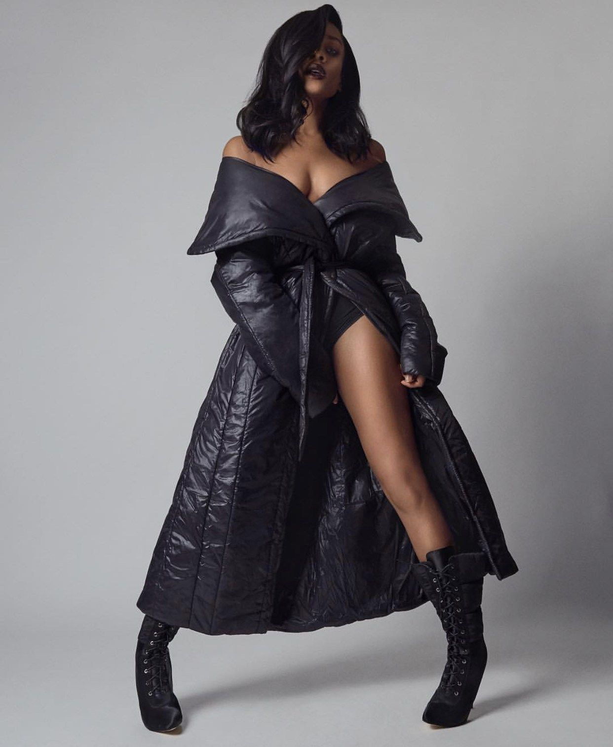 "Niatia ""Lil Mama"" Kirkland Slaying the New Year in Fashion"
