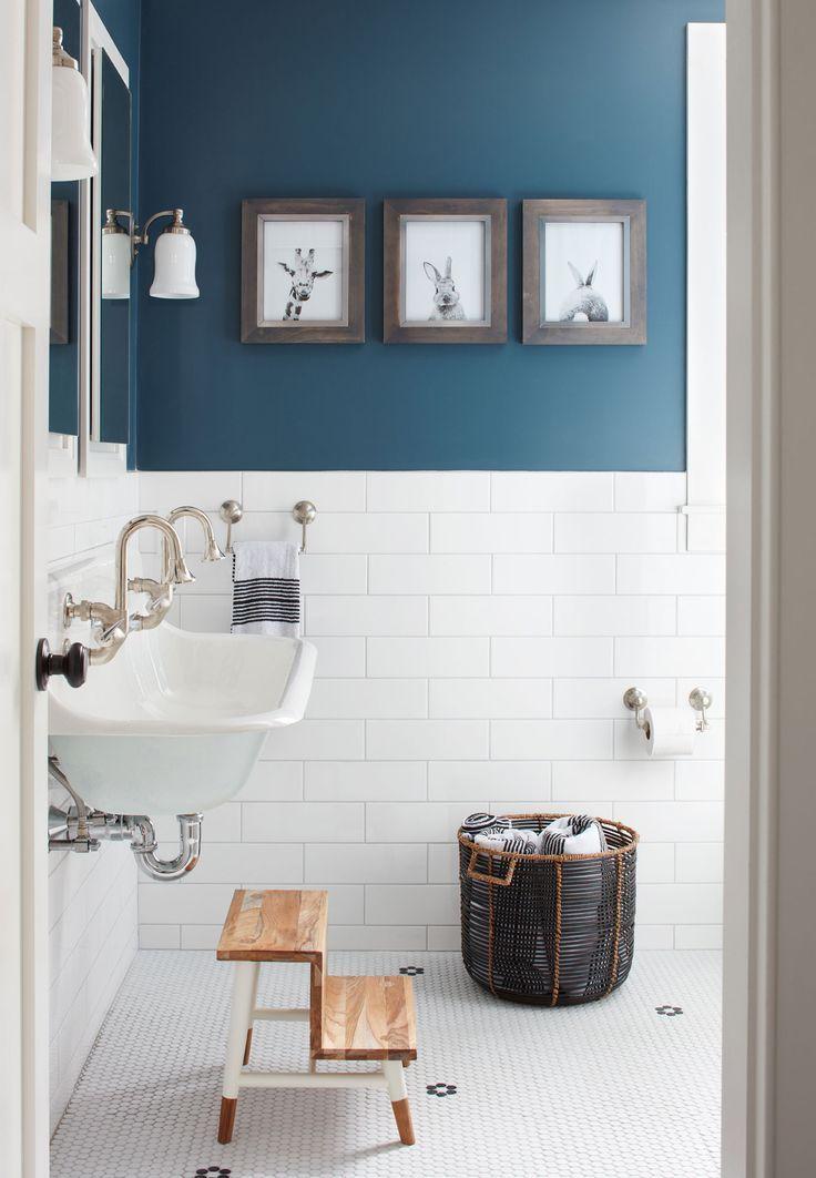 Blue Bathroom Ideas To Inspire Your Remodel Badezimmer Blau