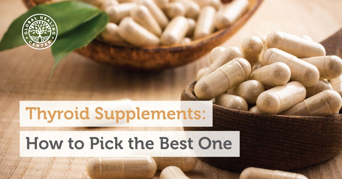 Finding the right thyroid supplements can be confusing. Here we explore the most…