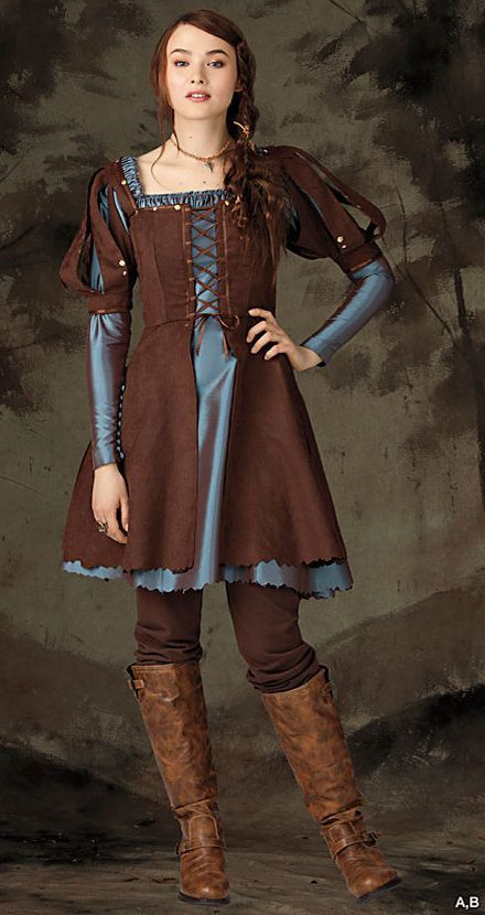 Hey I found this really awesome Etsy listing at //.  sc 1 st  Pinterest : renaissance female archer costume  - Germanpascual.Com