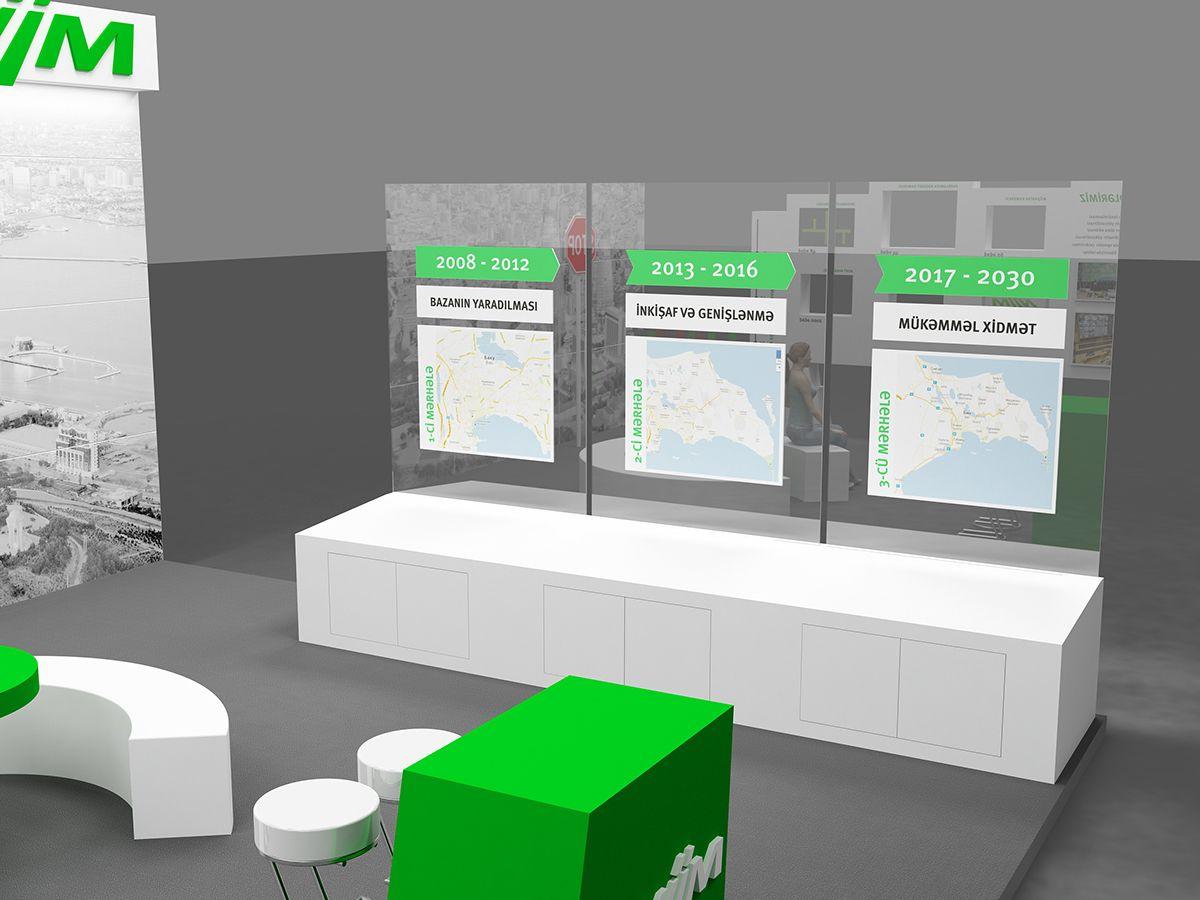 Exhibition Stand Design Niim Baku Expo Center On Behance Stand Design Exhibition Stand Design Exhibition Stand