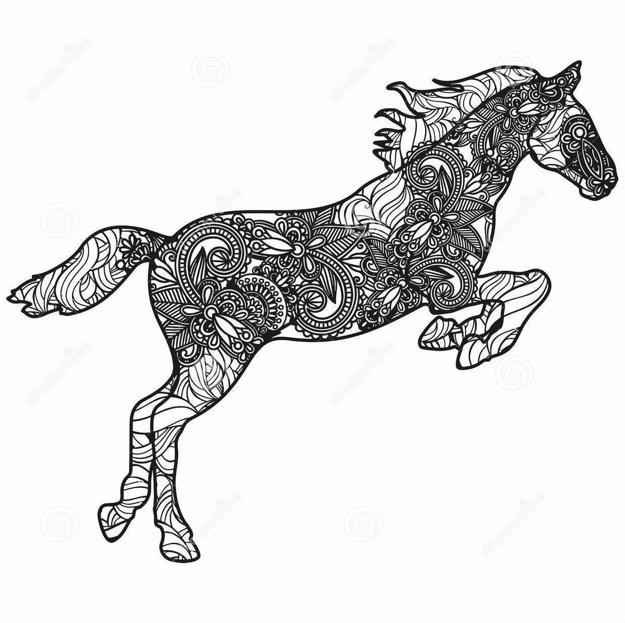 Pin de Wanda Twellman en Coloring Horses | Pinterest