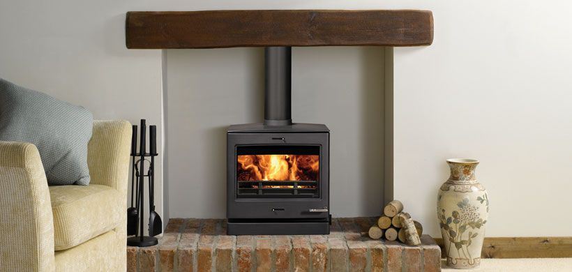 Multi-fuel Boiler Stove. Complete home heating with cutting edge ...