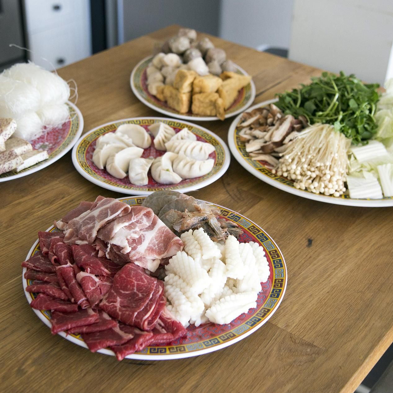 Ain't No Party Like A Taiwanese Hot Pot Party