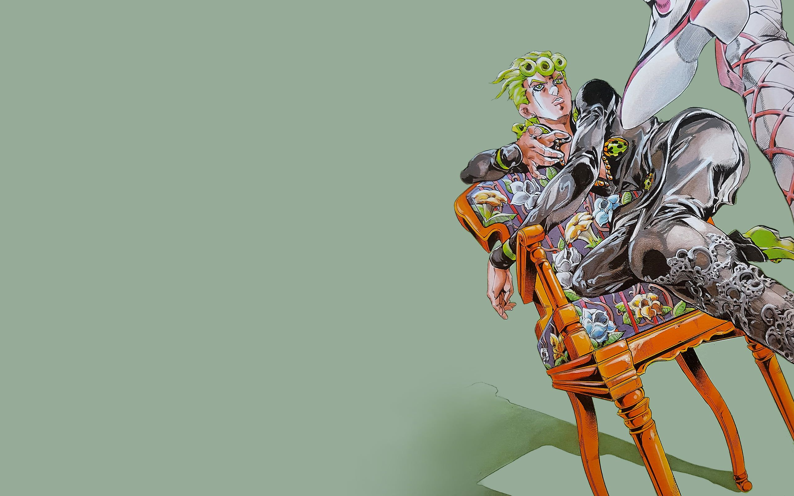 Jojo S Bizarre Adventure Jojolion Anime Manga Hirohiko Araki Jojo S Bizarre Adventure Golden Wind Vento Aureo In 2020 Jojo S Bizarre Adventure Jojo Bizarre Bizarre
