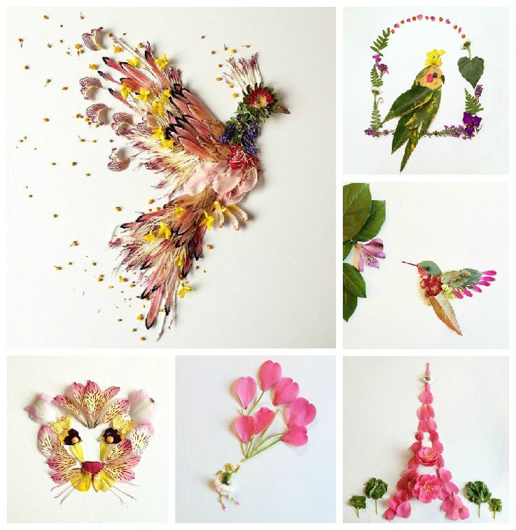 #Art, #Composition, #Flower, #Leave
