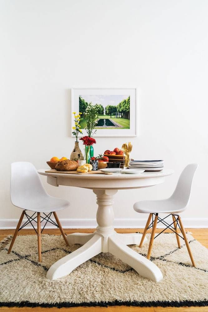 designing woman: brittany chevalier   Tiny dining rooms, Room and Flats