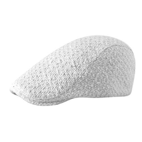 12.67 ACVIP Women s French Style Retro Cotton Blend Flat Ivy Cap French  Women Style f7b07c05a904