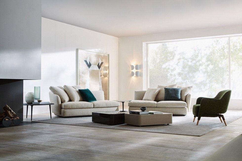 Vincent Van Duysen S First Molteni Store In Milan Modern Furniture Shops Furniture Armani Home