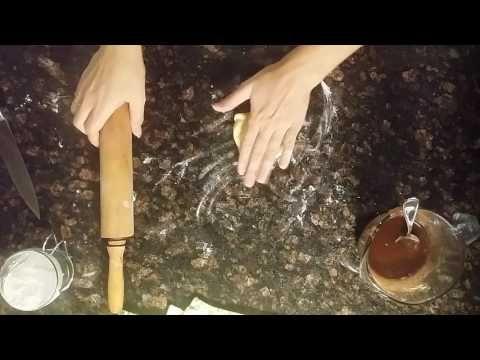 Super Easy Heart cinnamon buns