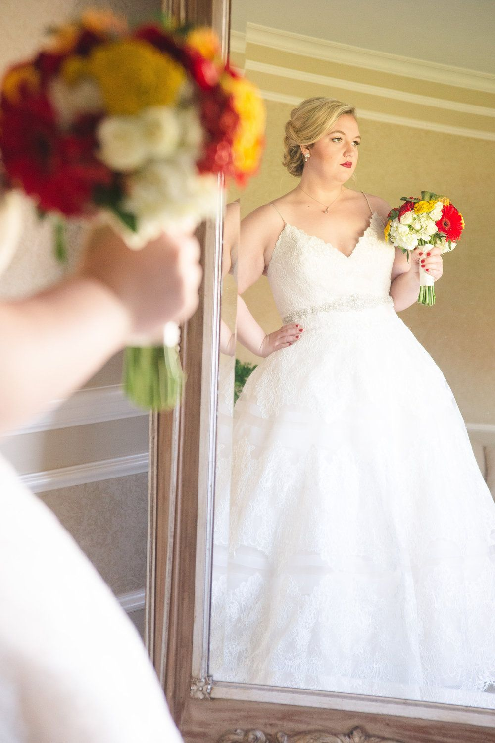 All My Heart Bridal Plus Size Wedding Dress Kansas City