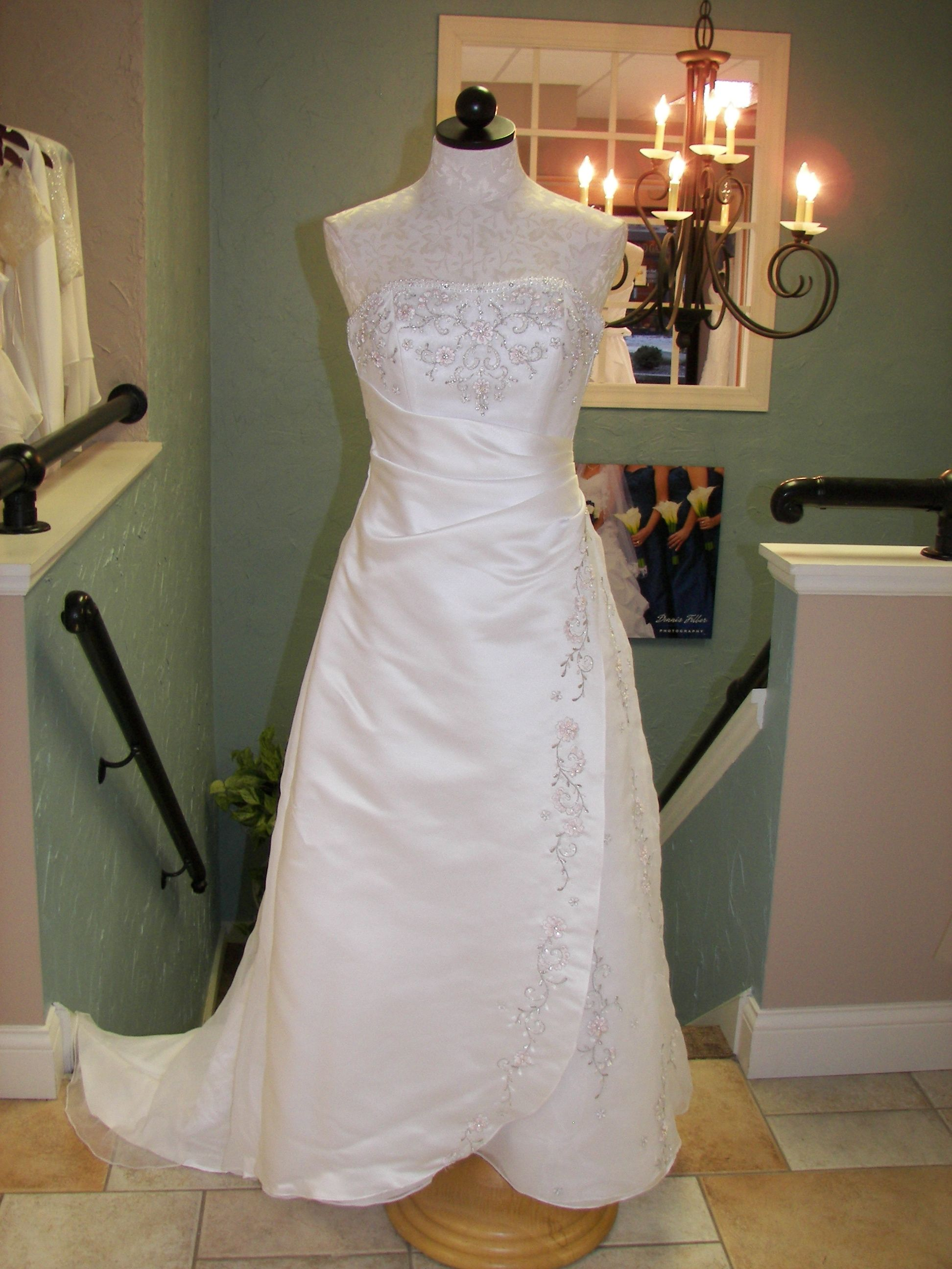 Size 6 wedding dress  Davidus Bridal Size   Wedding Gowns Sizes   Pinterest  Weddings