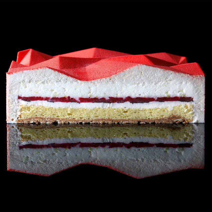 Architect-turned-patisserie chef uses 3D modelling ...