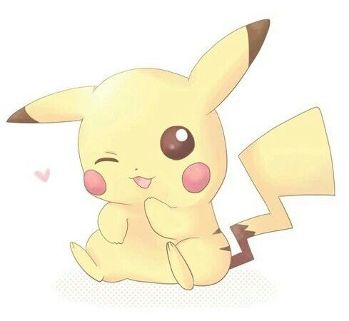 Dessin manga pikachu - Pikachu dessin anime ...