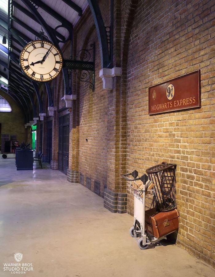 Harry Potter en Warner Bros Londres (MAMAS VIAJERAS)