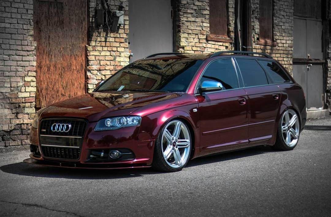 Great Looking Audi B7 Avant Quattro Auto Crazed Audi
