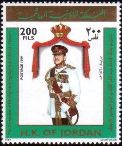 Abdullah II Bin Al-Hussein