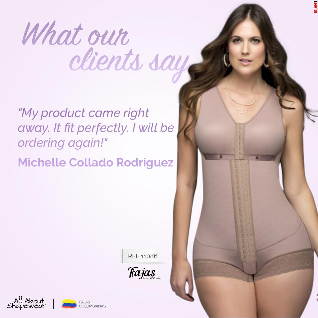 bace618f6ba Fajas Colombianas Dprada is like your Second Skin!