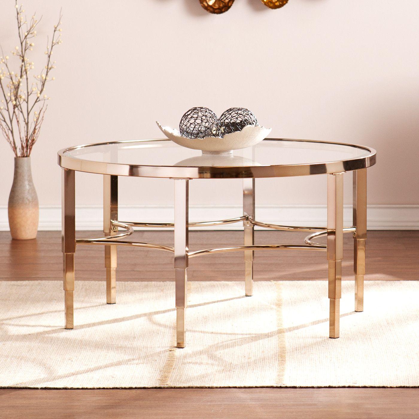 Hetfield Coffee Table Joss Main Gold Coffee Table Oval Coffee Tables Coffee Table [ 1400 x 1400 Pixel ]