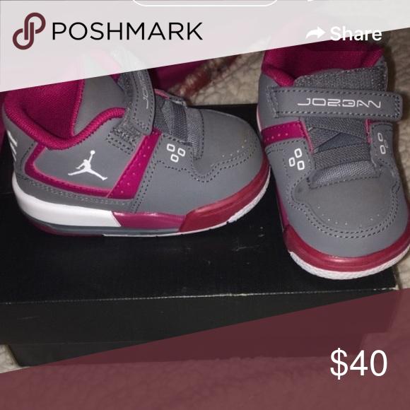 Girl Jordans | Jordans girls, Pink grey