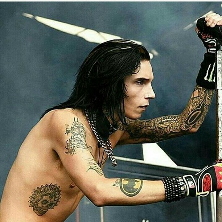 Andy biersack naked