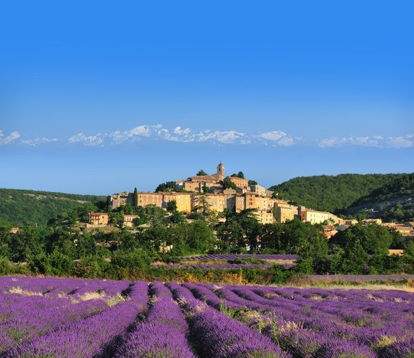 Banon, Alpes-de-Haute-Provence, France