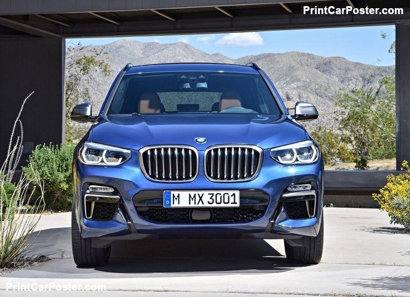 Bmw X3 M40i 2018 Poster Id 1310972 Bmw X3 Bmw Sport Cars