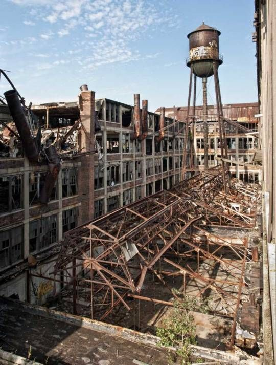 Abandoned America pictures by Matthew Christopher capture derelict US buildings | Metro News