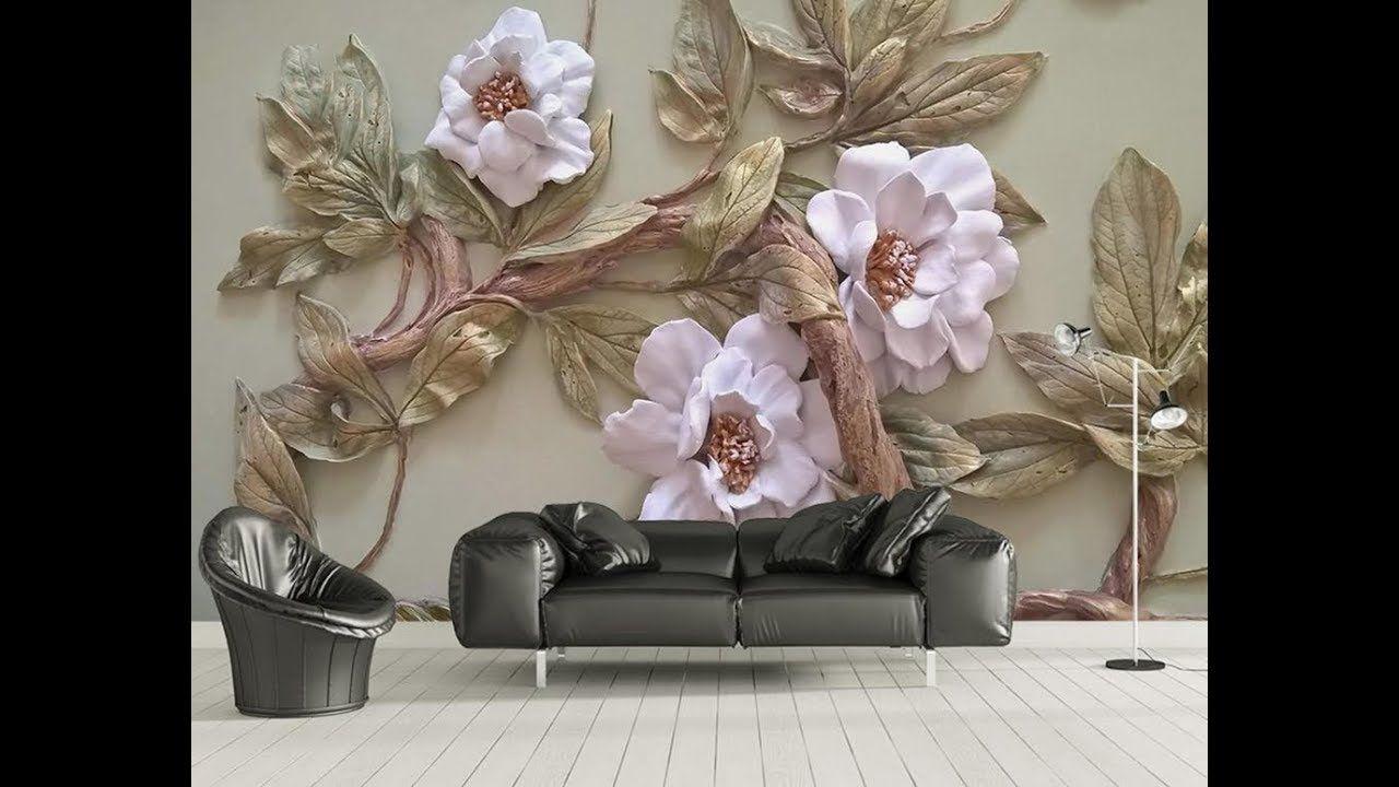 5d Mural Wallpaper For Bedroom Living Room Tv Cabinet You