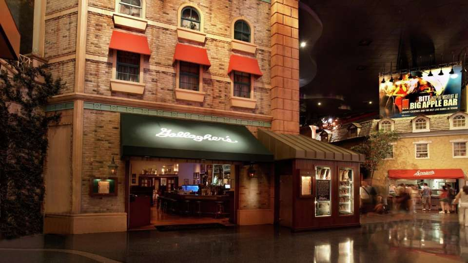 Gallagher S Steakhouse New York