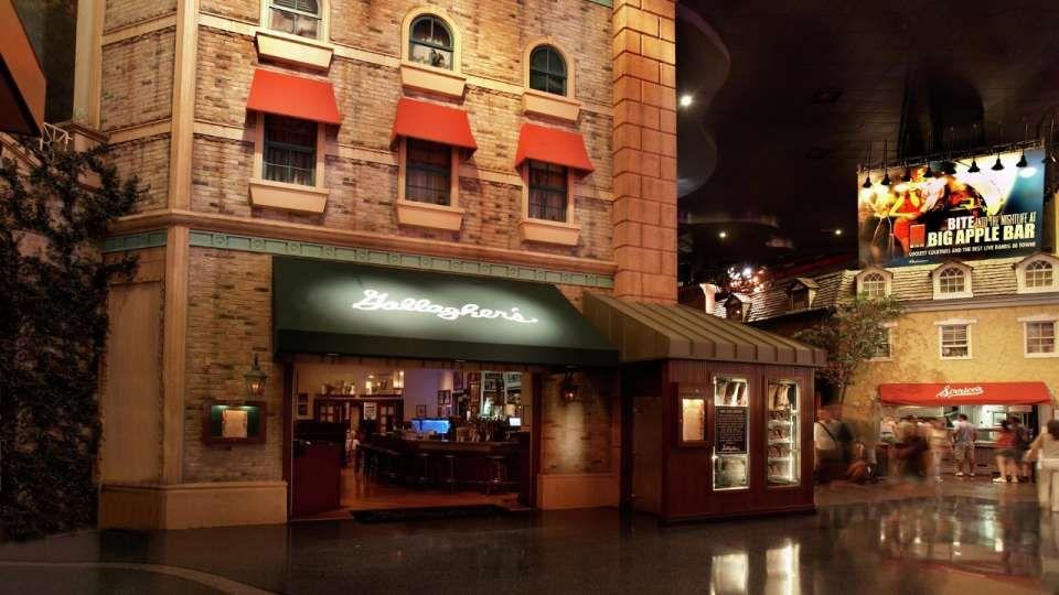 Gallagher S Steakhouse New York Las Vegas Restaurants Strip Hotels