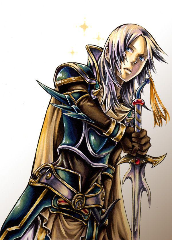 final fantasy warrior of light - Google Search