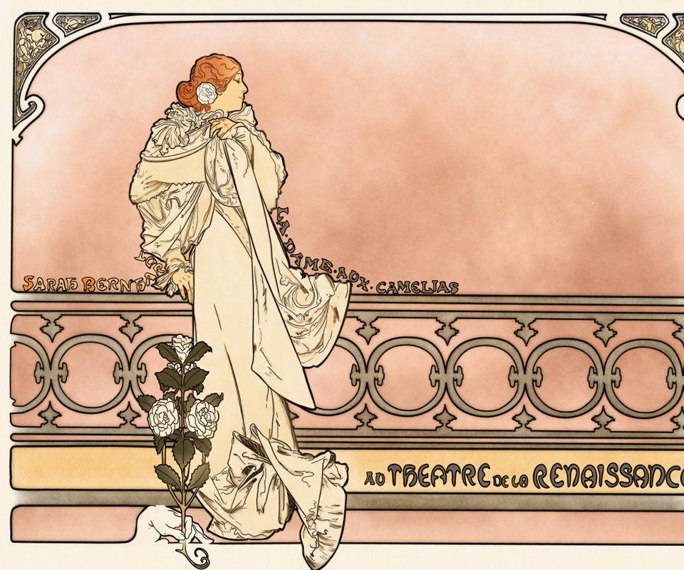 Art Deco Wallpaperfree Wallpaper For Desktop Camelias Thing 1