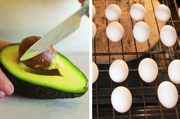 33 Küchen-Hacks, die Dir sehr viel Zeit und Nerven sparen
