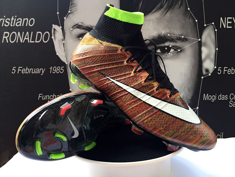 d713fdc89963 Cheapest Nike Mercurial Superfly FG Soccer Cleats Blue Black White ...