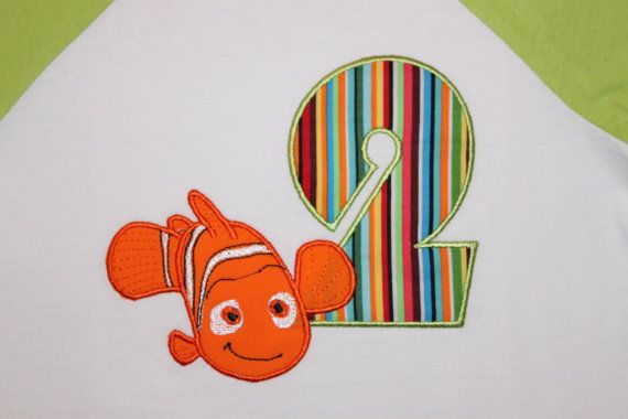 Hey, I found this really awesome Etsy listing at http://www.etsy.com/listing/130641554/nemo-t-shirt