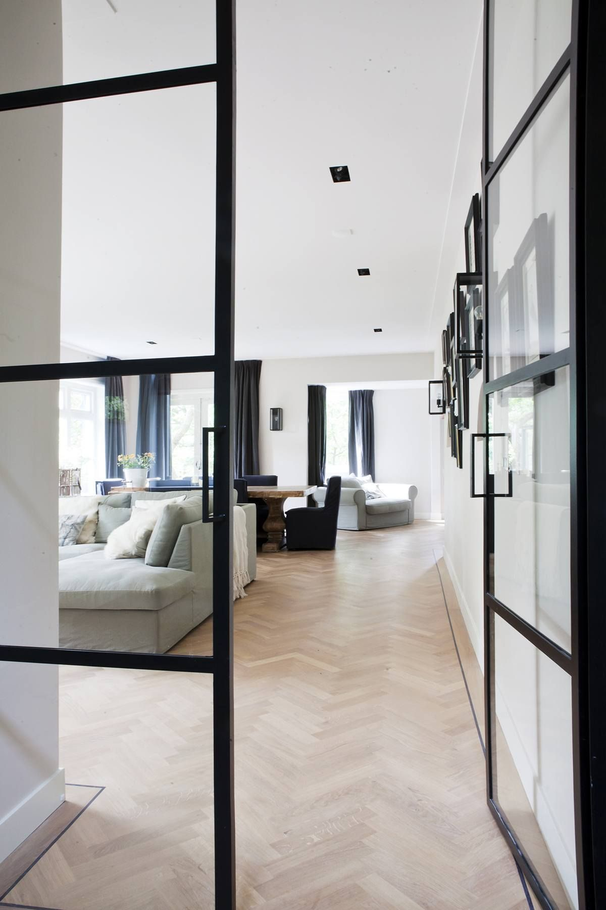 Simple house interior design ideas project residential location haarlem  the netherlands work