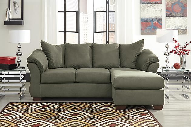 sage darcy sofa chaise view 1 for the home pinterest rh pinterest com
