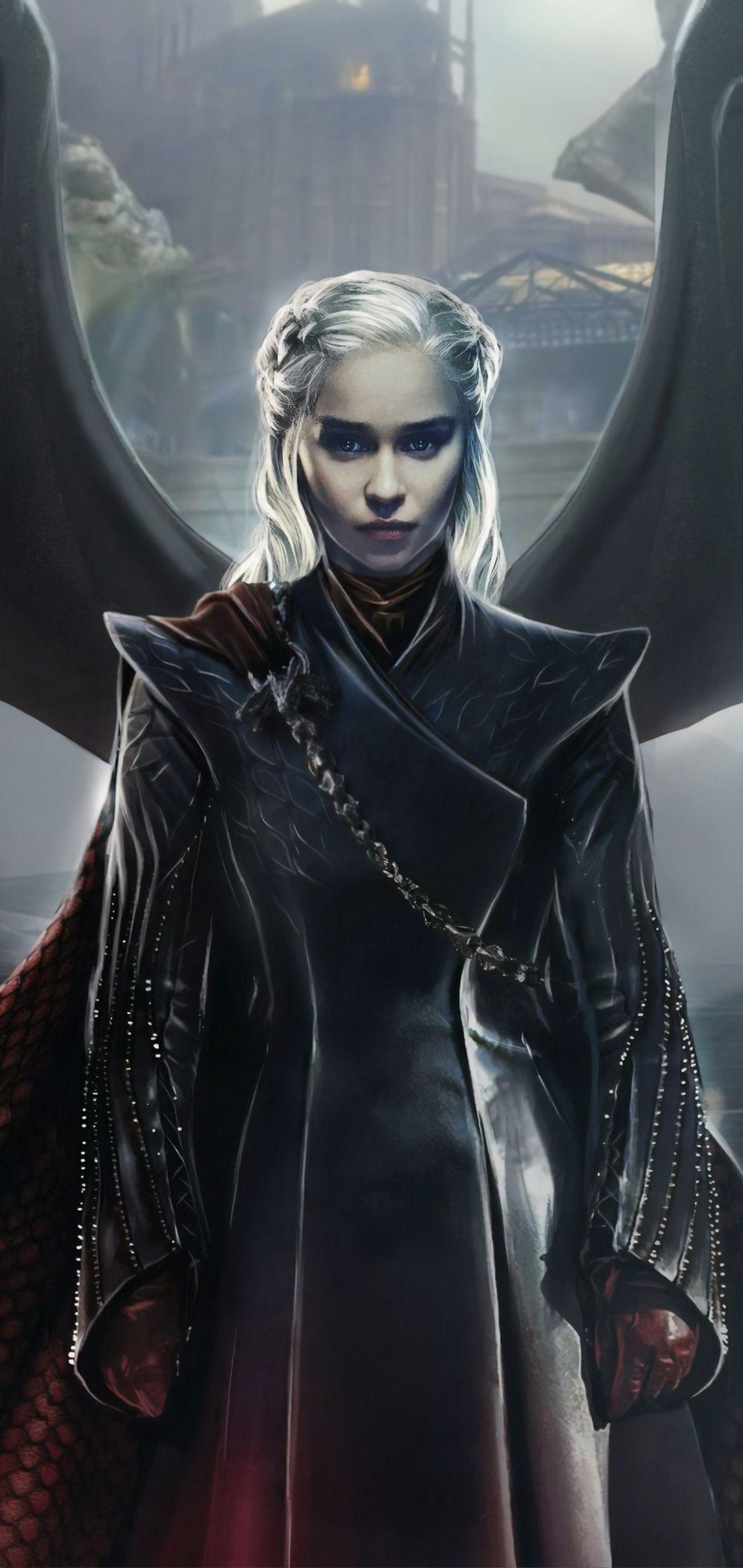 Daenerys Targaryen Game Of Thrones Mobile Wallpaper Daenerys Targaryen Art Targaryen Art Daenerys Targaryen
