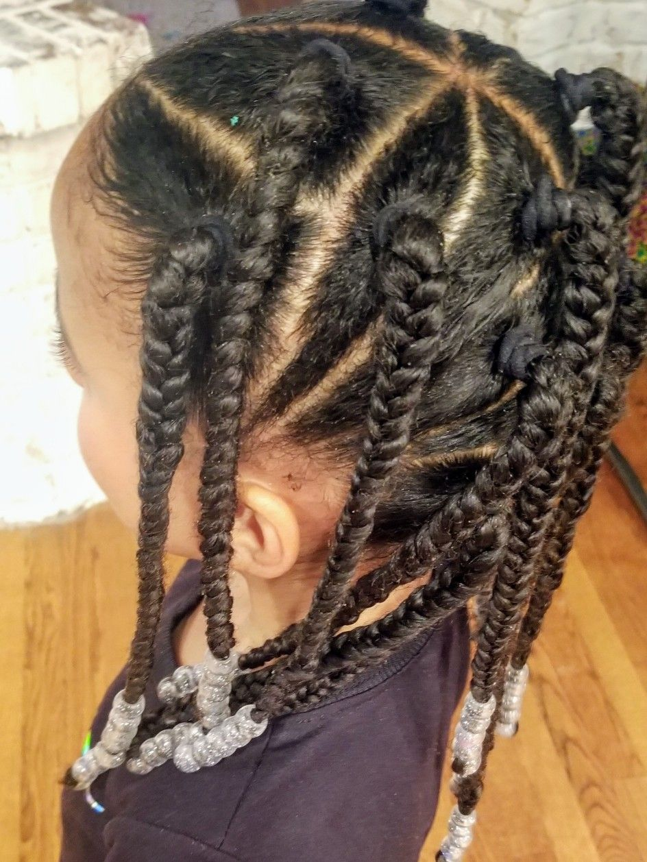 Detangling and Styling | Mixed kids hairstyles, Kids ...