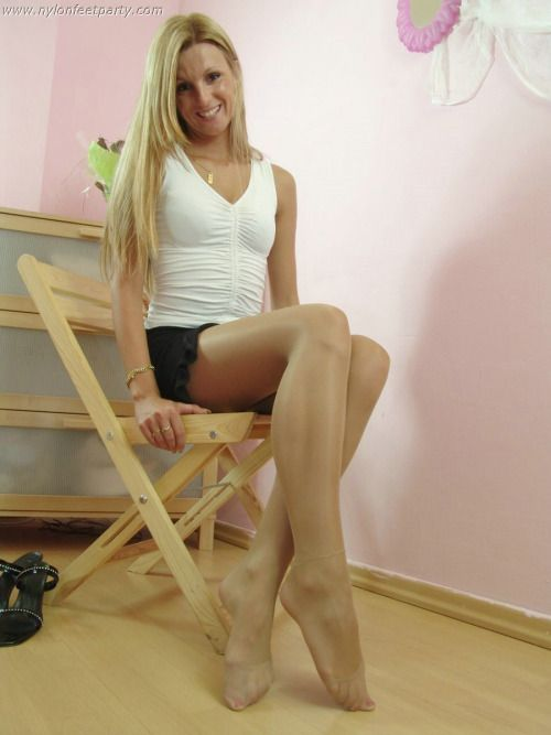 Thigh High Socks Thigh Job