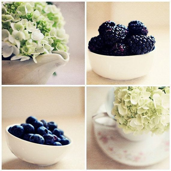 Fine Art Photography Set Berries & by Gallery32Photography on Etsy, $39.95