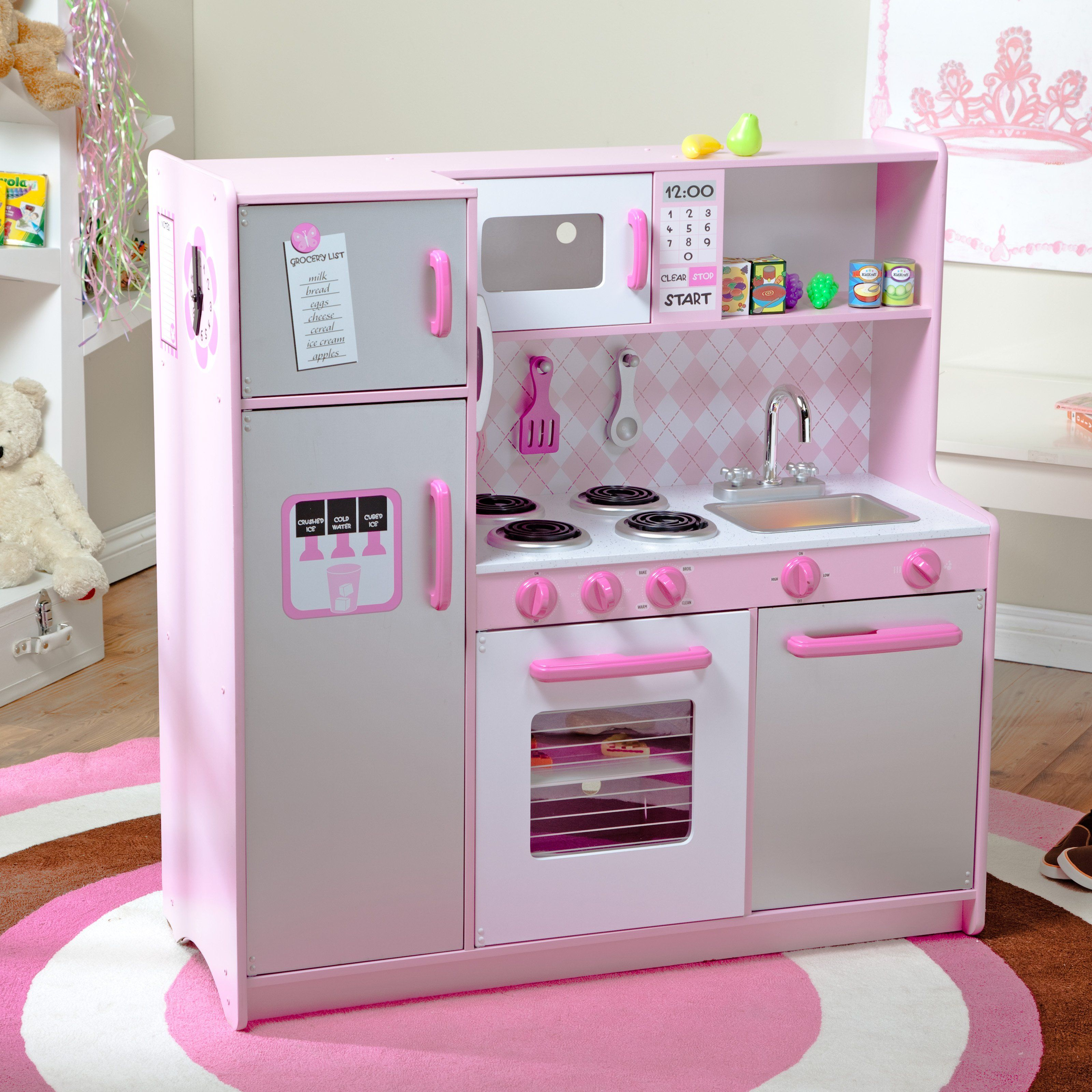 If I Was A Kid I Would So Want This Lol Kids Play Kitchen